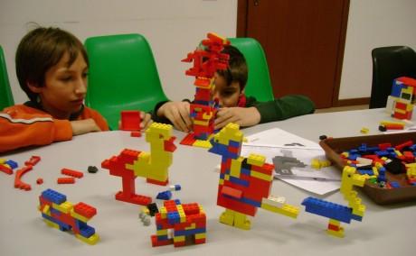 Mondo Lego – le costruzioni insieme