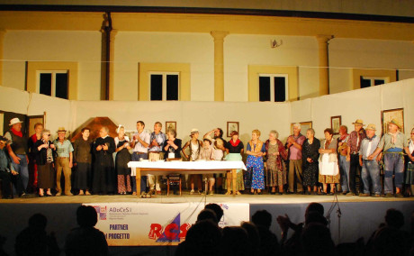 Centro Montorio – Coro e Teatro over 60