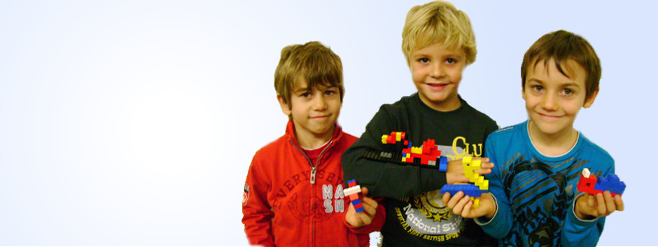 Mondo LEGO - a scuola di costruzioni